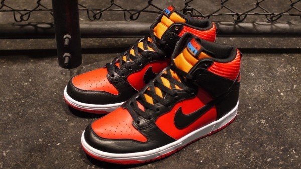 Nike Dunk High 'Barcelona' - Another Look