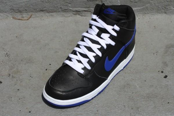 Nike Dunk High 'Black/Old Royal'