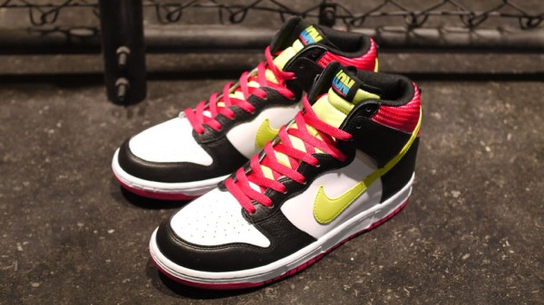 Nike Dunk High 'London' - Another Look