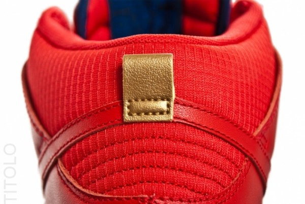 Nike Dunk High 'USA' - Another Look