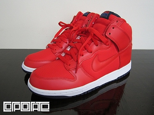 Nike Dunk High 'USA' at Corporate