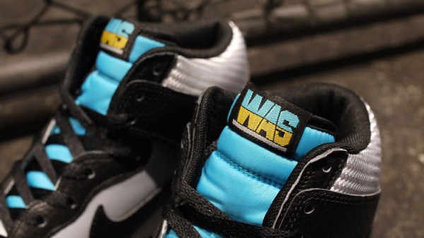 Nike Dunk High 'Washington' - Another Look
