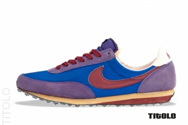Nike Elite Vintage 'Bright Blue/Purple'