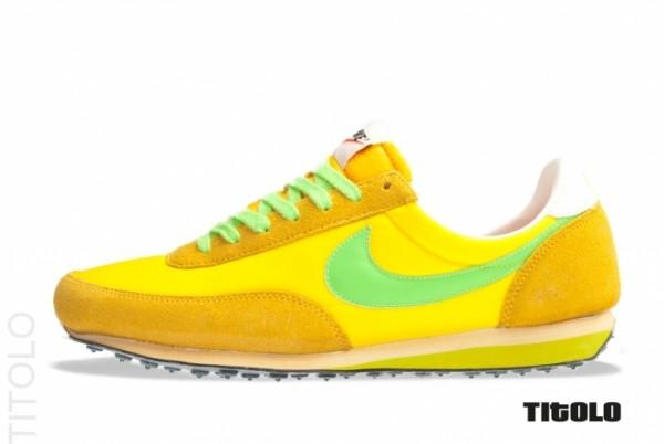 Nike Elite Vintage 'Chrome Yellow/Electric Green'