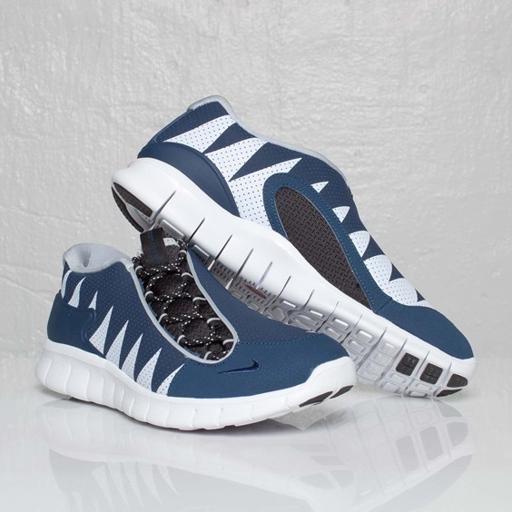 Nike Footscape Free 'Midnight Navy/Midnight Navy-Light Bone-Black'