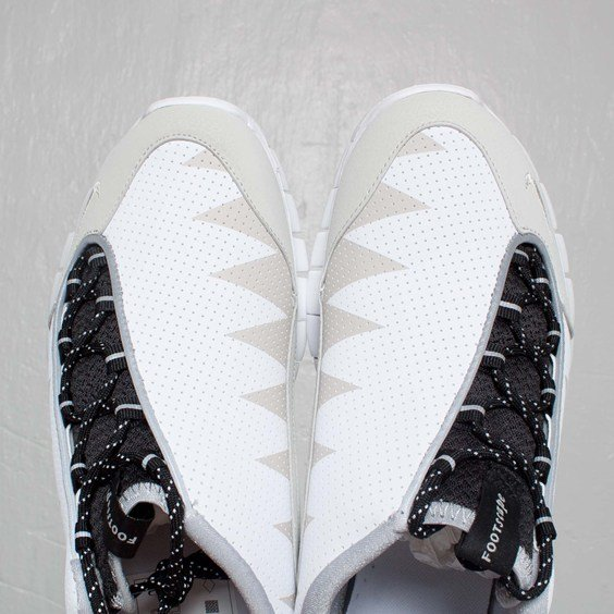 Nike Footscape Free 'White/White-Light Bone-Black'