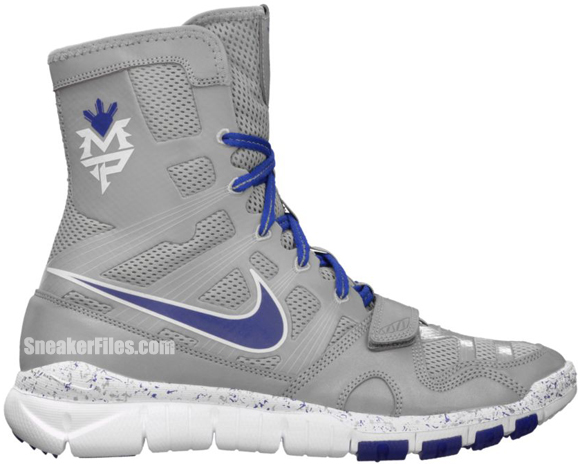 Nike Free HyperKO Shield MP - Manny Pacquiao Boxing Shoe