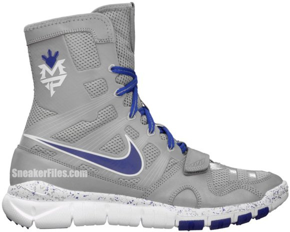 Nike Free Hyperko Shield Mp Manny Pacquiao Boxing Shoe