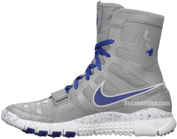 Nike Free HyperKO Shield MP Manny Pacquiao Boxing Shoe