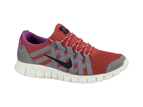 Nike Free Powerlines+ 'Challenge Red/Black-Cool Grey'