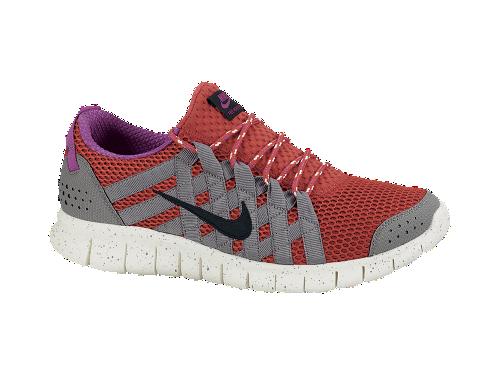 Nike Free Powerlines+ 'Challenge Red/Black-Cool Grey'