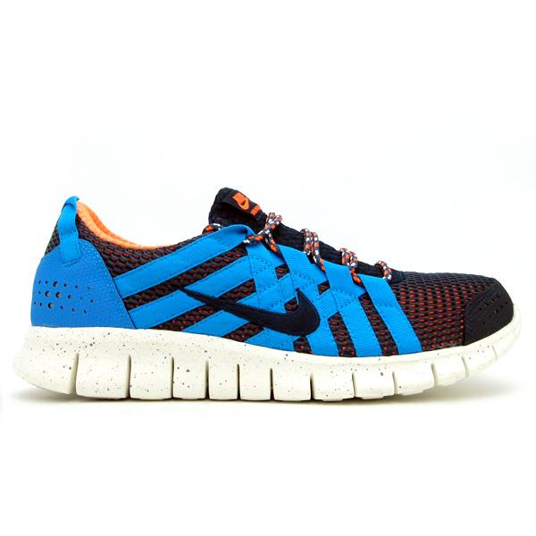 Nike Free Powerlines+ 'Obsidian/Blue-Orange'