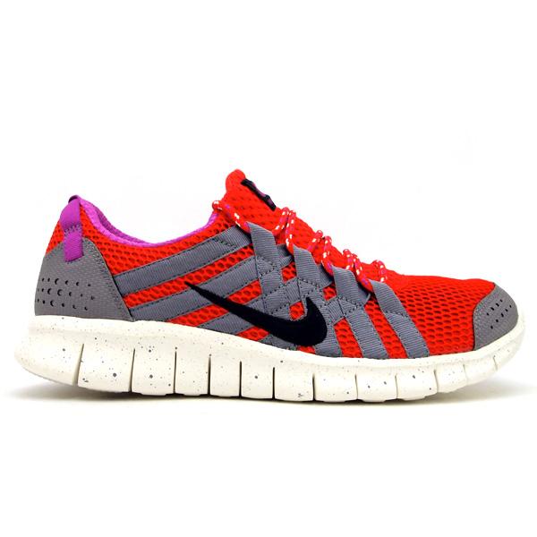 Nike Free Powerlines+ 'Red/Grey-Black'