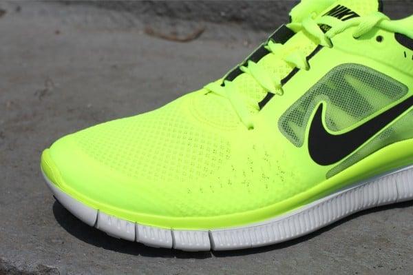 Nike Free Run+ 3 'Volt'