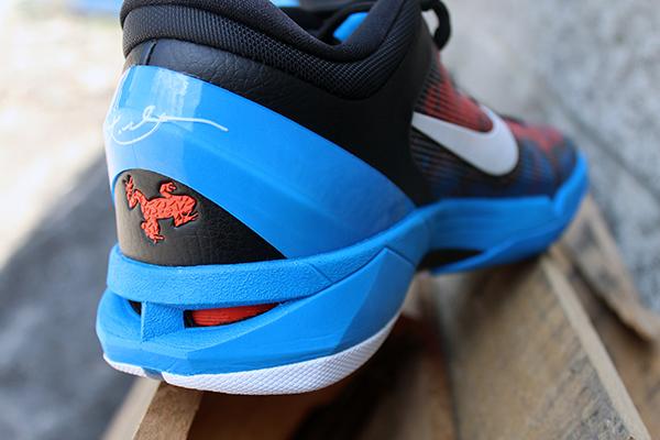 Nike Kobe 7 'Photo Blue/White-Team Orange' at Social Status