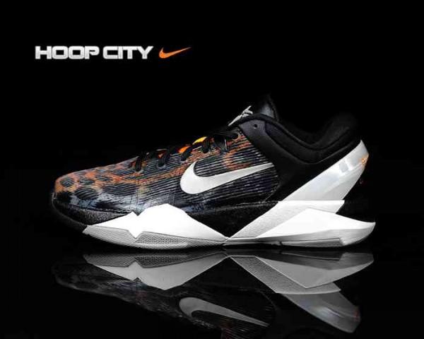 Nike Kobe 7 GS 'Cheetah'