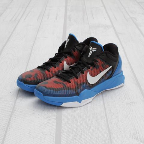Nike Kobe 7 'Photo Blue/White-Team Orange' at Concepts
