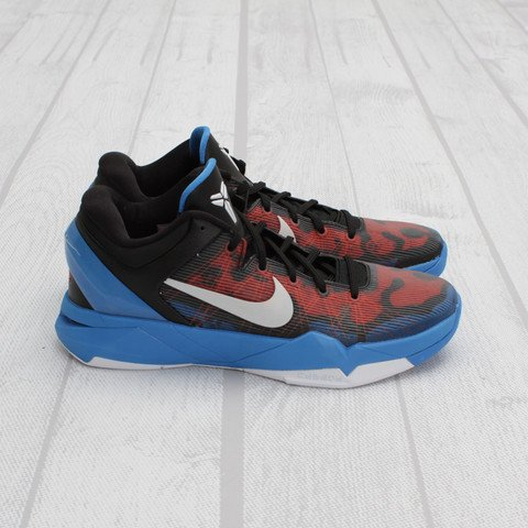 Nike Kobe 7 'Photo Blue/White-Team Orange' at Concepts