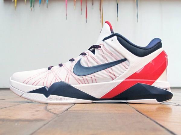 Nike Kobe 7 'USA' at 21 Mercer