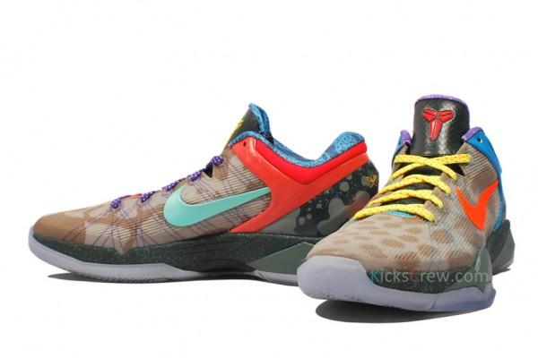 Nike Kobe 7 'What The Kobe' - New Images