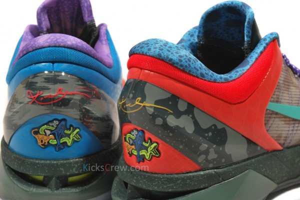 Nike Kobe 7 'What The Kobe' - New Images