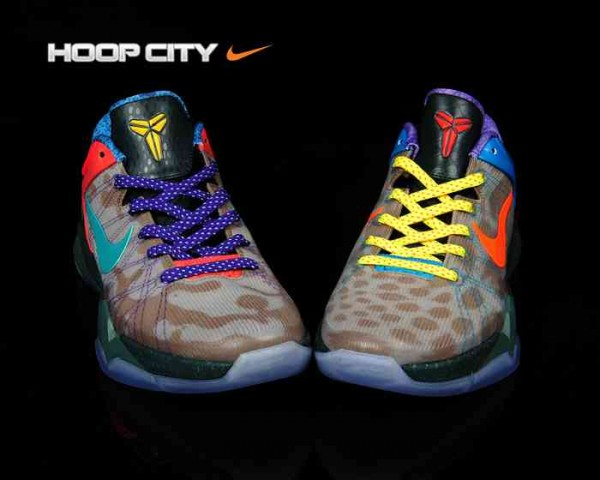 Nike Kobe 7 'What The Kobe' at Hoop City