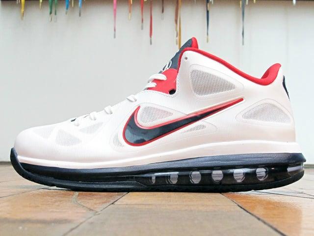 Nike LeBron 9 Low  USA  at 21 Mercer  04e716a2e
