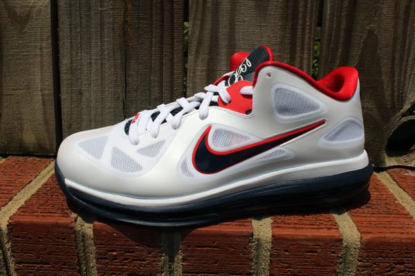 Nike LeBron 9 Low 'USA' at Social Status