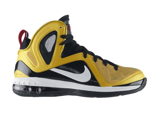 Nike LeBron 9 P.S. Elite 'Varsity Maize' - Now Available at NikeStore