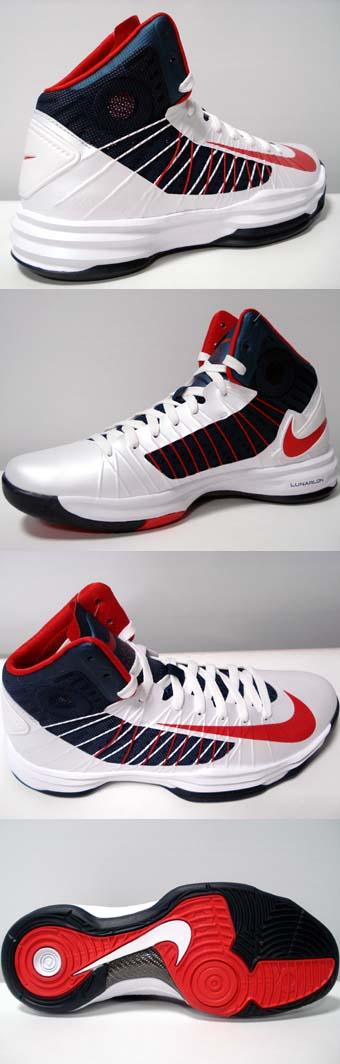 Nike Lunar Hyperdunk 2012 'USA'
