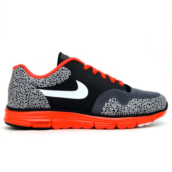 Nike Lunar Safari+ 'Black/Crimson'