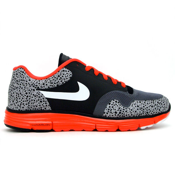 Nike Lunar Safari+ 'Black/Crimson'