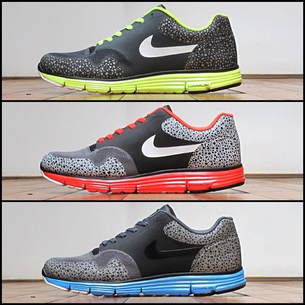 Nike Lunar Safari Fuse+ Pack
