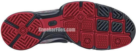 Nike Lunar TR1 'Wolf Grey/Black-University Red'