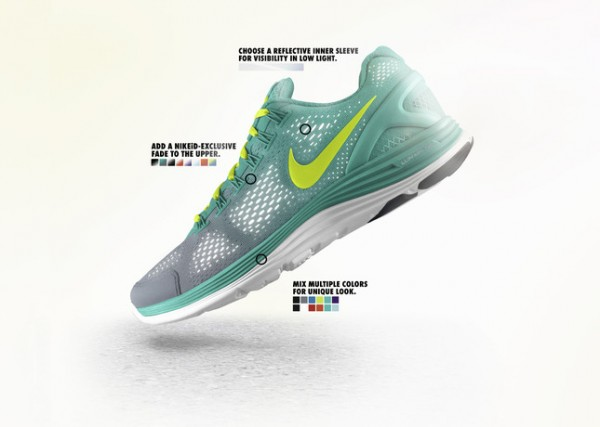 Nike LunarGlide+ 4 - Officially Unveiled