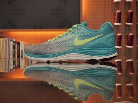 Nike LunarGlide+ 4 iD Samples