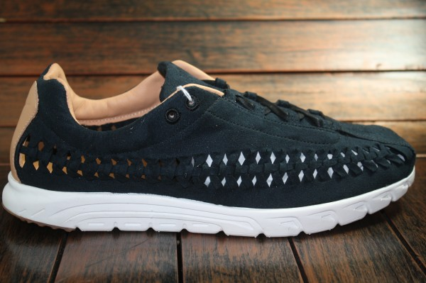 Nike Mayfly Woven NSW TZ 'Black' - Another Look