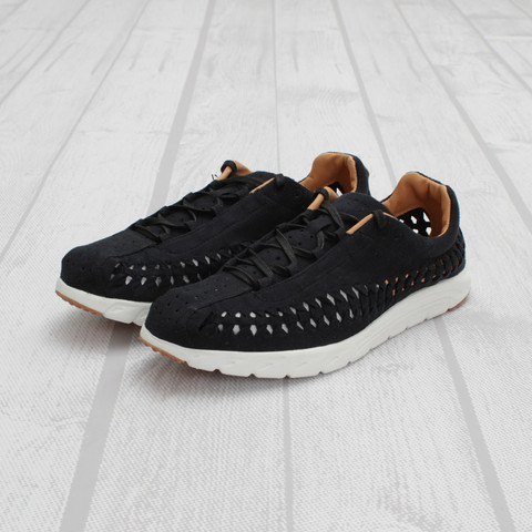 Nike Mayfly Woven NSW TZ 'Black' at Concepts