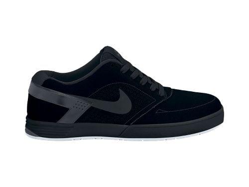 Nike P-Rod 6 'Black/Black-White'