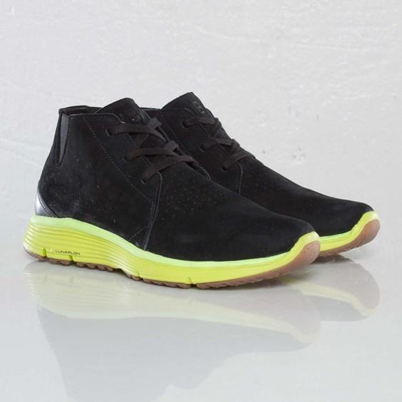 Nike Ralston Lunar Mid TZ 'Black/Volt' at SNS