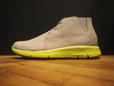 Nike Ralston Lunar Mid TZ 'Granite/Volt' - New Image