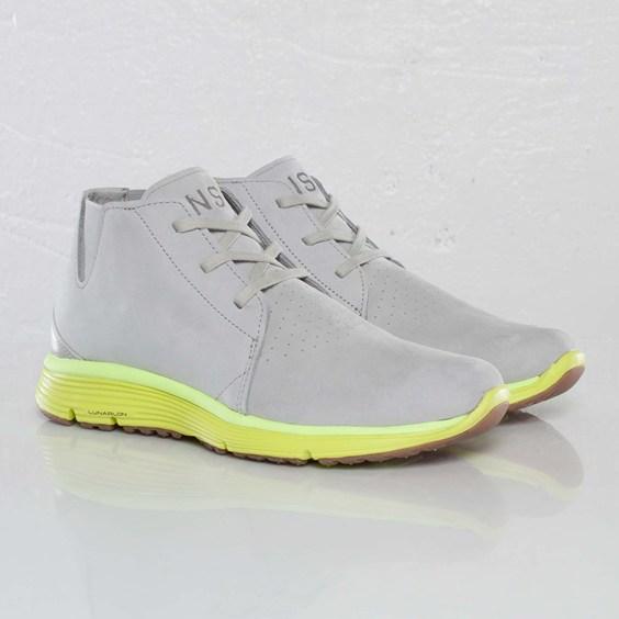 Nike Ralston Lunar Mid TZ 'Granite/Volt' at SNS