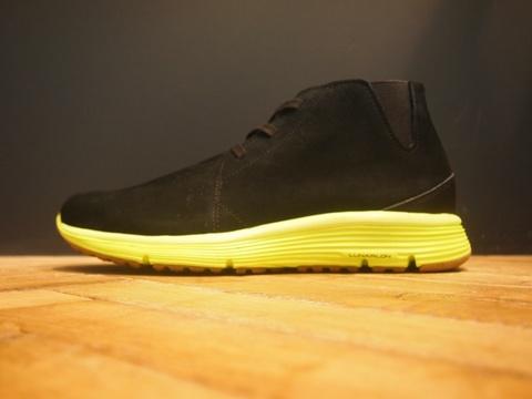 Nike Ralston Lunar Mid TZ 'Black/Volt' - New Image