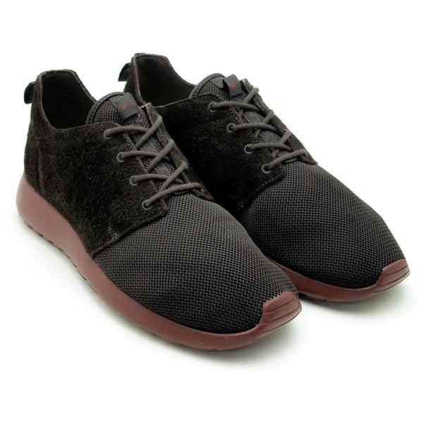 Nike Roshe Run Premium 'Black/Brown'