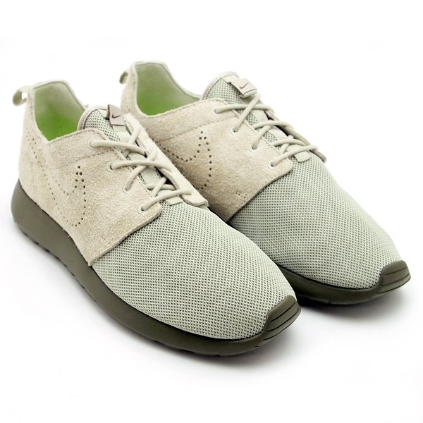 Nike Roshe Run Premium 'Sand/Olive'