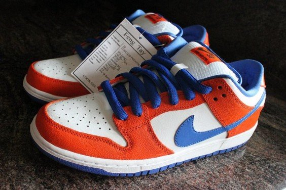 Nike SB Dunk Low 'Danny Supa' 2012 Retro