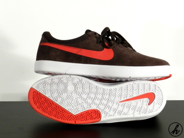 Nike SB Eric Koston 'Baroque Brown/Team Red'
