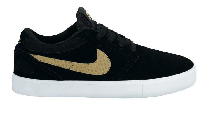 Nike SB P-Rod 5 LR 'Black/Metallic Gold' - July 2012