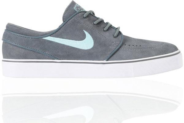 Nike SB Stefan Janoski 'Earl Grey/Mint' - July 2012