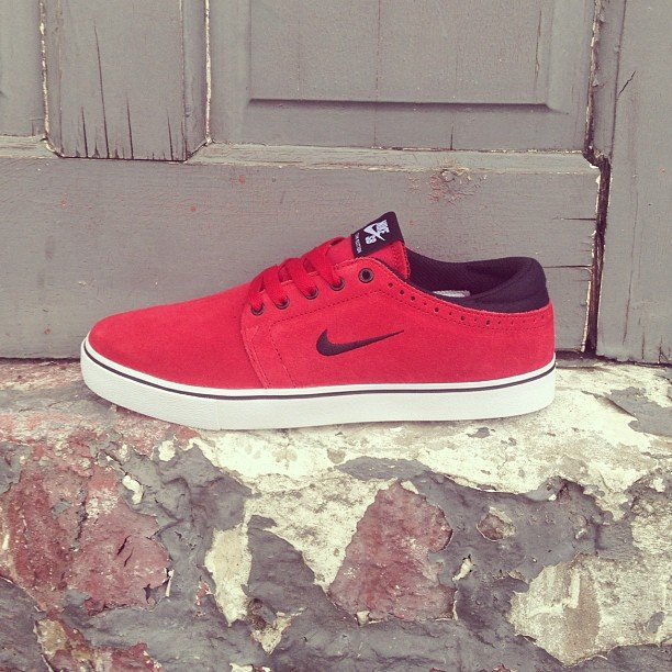 Nike SB Team Edition 2 'Gym Red'